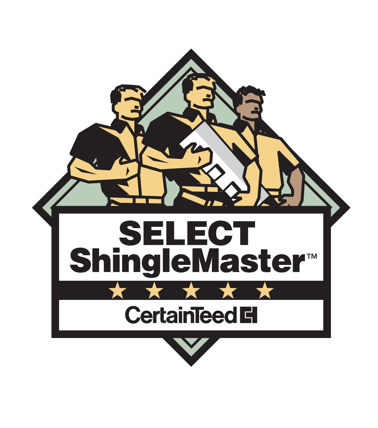CertainTeed Select Shinglemaster IQV