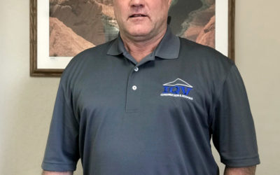 We're pleased to announce the addition of our Production Manager, Trent Jorgenson to IQV Construction & Roofing