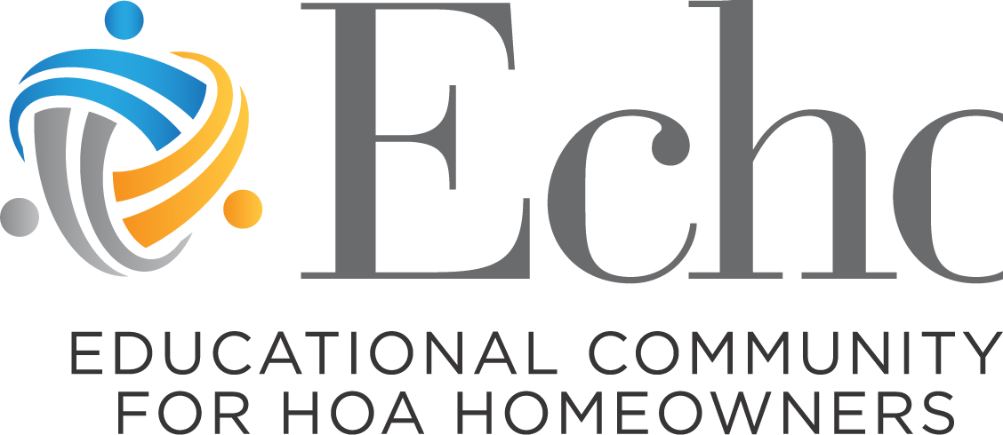 ECHO Educational Council for Homeowners HOA General Contractor San Jose CA IQV Construction & Roofing